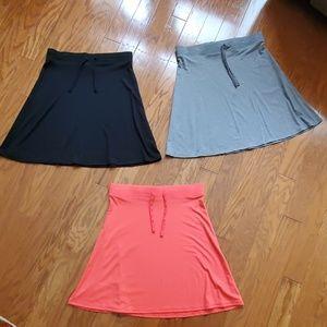 Skirt lot